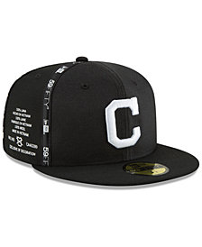 New Era Cleveland Indians Inside Out 59FIFTY-FITTED Cap