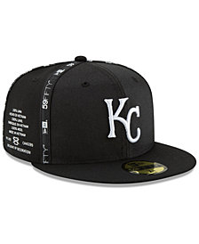 New Era Kansas City Royals Inside Out 59FIFTY-FITTED Cap