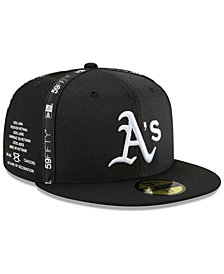 New Era Oakland Athletics Inside Out 59FIFTY-FITTED Cap
