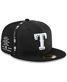 New Era Texas Rangers Inside Out 59FIFTY-FITTED Cap