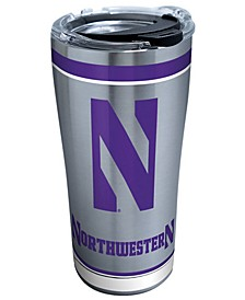 Northwestern Wildcats 20oz Tradition Stainless Steel Tumbler