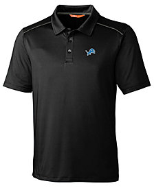 Cutter & Buck Men's Detroit Lions Chance Polo