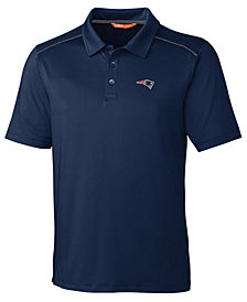 Cutter & Buck Men's New England Patriots Chance Polo