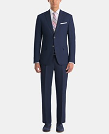 Lauren Ralph Lauren Men's UltraFlex Classic-Fit Navy Linen Suit Separates