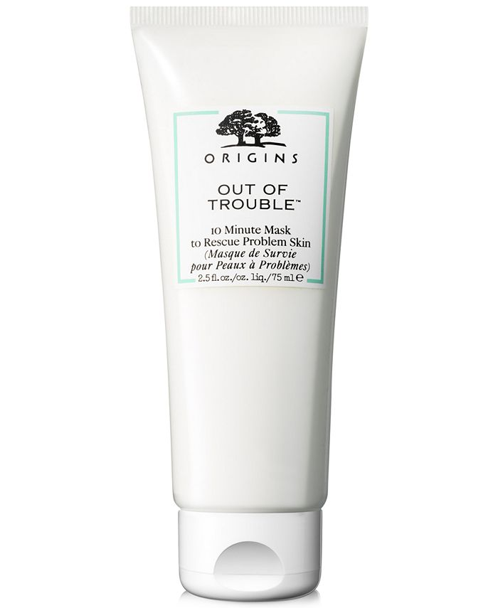 Origins - Out Of Trouble 10 Minute Mask To Rescue Problem Skin, 2.5-oz.
