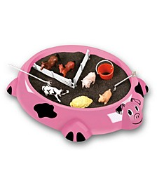 Sandbox Critters Play Set - Piggy Farm