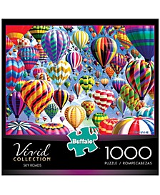 Vivid Collection - Sky Roads - 1000 Piece Puzzle