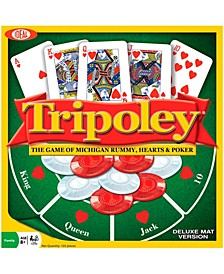 Tripoley - Deluxe Mat Version Game