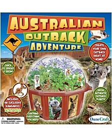 Dome Terrarium - Austrailian Outback Adventure