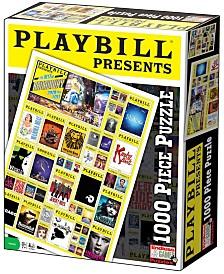 Playbill - Best of Broadway Jigsaw Puzzle - 1000 Piece