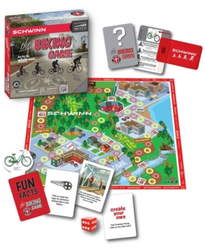 Schwinn - The Biking Game