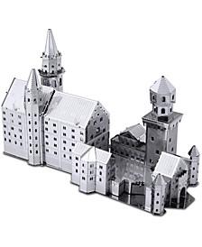 Metal Earth 3D Metal Model Kit - Neuschwanstein Castle