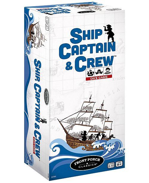 Front Porch Classics Ship, Captain and Crew