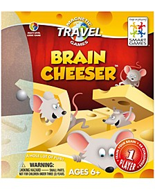Brain Cheeser Puzzle Game