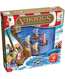 Vikings Brainstorm Puzzle Game