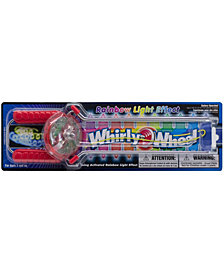 Lighted Whirly Wheel - Whee-lo Spinning Toy