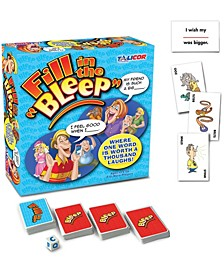 Fill in the Bleep