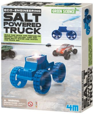 Green Science - Eco-Engineering Salt Powered Truck