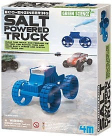 Green Science - Eco-Engineering Salt Powered Truck