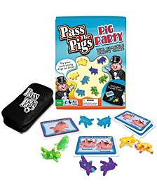 Pass the Pigs- Pig Party Edition