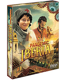 Pandemic - Iberia - Limited Collector's Edition