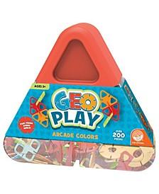 GeoPlay - Arcade Colors