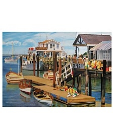Summer Pier Puzzle - 2000 Piece