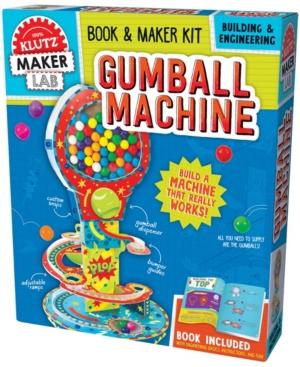 Klutz Maker Lab - Gumball Machine