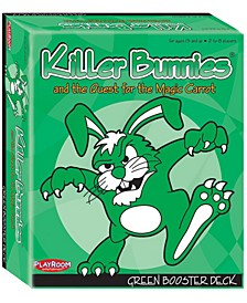 Killer Bunnies and the Quest for the Magic Carrot- Green Booster Deck (6)