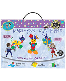 Make-Your-Own Puppets