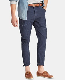 Polo Ralph Lauren Men's Slim Fit Canvas Cotton Cargo Pants