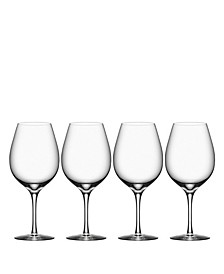 More Wine Xl Glasses, Set of 4