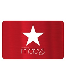 Red Star E-Gift Card