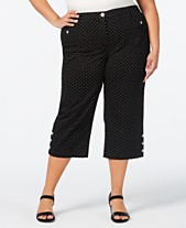 8dd599794a8f7 Karen Scott Women s Plus Size Pants - Macy s