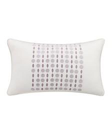 Eva Longoria Black Label Veracruz Collection 12X20 Decorative Pillow