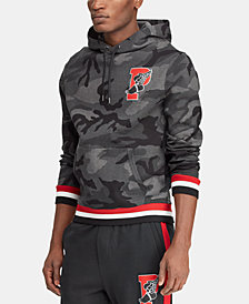 Polo Ralph Lauren Men's P-Wing Camo Hoodie, Created for Macy's
