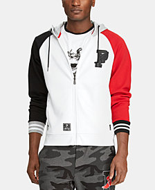 Polo Ralph Lauren Men's P-Wing Double-Knit Hoodie