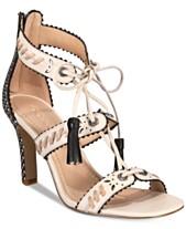 e5fe74f466d COACH Bella Western Dress Sandals