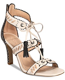 COACH Bella Western Dress Sandals