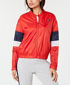 Tommy Hilfiger Sport Colorblocked Bomber Jacket