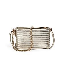 Céline Dion Collection Leather Vibrato Crossbody