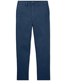 Polo Ralph Lauren Big Boys Cotton Skinny Chino Pants