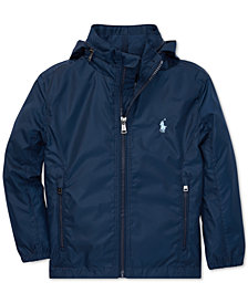Polo Ralph Lauren Little Boys Hooded Jacket