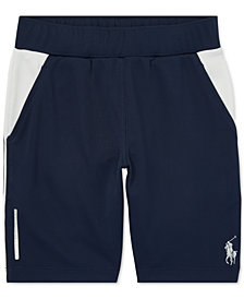 Polo Ralph Lauren Toddler Boys Colorblocked Performance Shorts