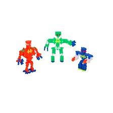 Plus Plus 170 Piece Robots Building Set