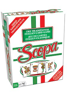 Scopa - The Traditional Italian Card Game