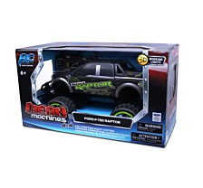 NKOK Mean Machines 1 is to 14 Scale Radio Controlled 2017 Ford F150 Raptor RC