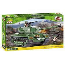 Small Army M46 Patton Tank 520 Piece Construction Blocks Building Kit