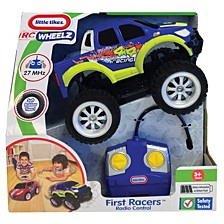 RC Wheelz First Racers Radio Controlled Truck