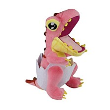 "Ryans World 6.5"" Medium Plush Baby T-Rex"